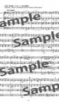 宮沢賢治作詞作曲「星めぐりの歌」による 変奏四重奏曲/第五楽章「アリオーソ」(変ロ長調版)