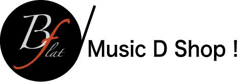 B-flat Music D-Shop !