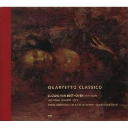 ベートーヴェン:弦楽四重奏曲第13番変ロ長調/古典四重奏団