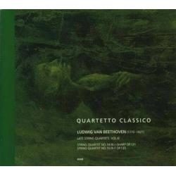 ベートーヴェン:弦楽四重奏曲第14番・第16番/古典四重奏団