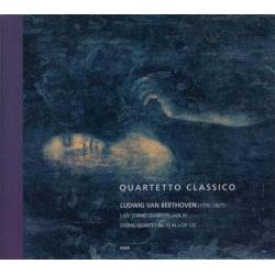 ベートーヴェン:弦楽四重奏曲第15番/古典四重奏団